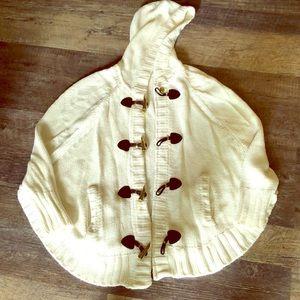 Michael Kors poncho/sweater size S